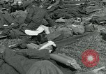 Image of wounded soldiers Saint Mere Eglise France, 1944, second 9 stock footage video 65675038875