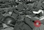 Image of wounded soldiers Saint Mere Eglise France, 1944, second 12 stock footage video 65675038875