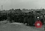 Image of German prisoners of war Southampton England, 1944, second 6 stock footage video 65675038879