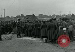 Image of German prisoners of war Southampton England, 1944, second 7 stock footage video 65675038879