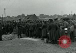 Image of German prisoners of war Southampton England, 1944, second 8 stock footage video 65675038879
