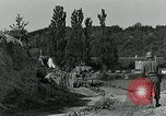 Image of United States troops Saint-Fargeau-Ponthierry France, 1944, second 4 stock footage video 65675038882