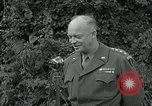Image of General Dwight Eisenhower Paris France, 1944, second 5 stock footage video 65675038884