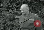 Image of General Dwight Eisenhower Paris France, 1944, second 6 stock footage video 65675038884