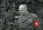 Image of General Dwight Eisenhower Paris France, 1944, second 8 stock footage video 65675038884