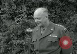 Image of General Dwight Eisenhower Paris France, 1944, second 9 stock footage video 65675038884