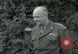 Image of General Dwight Eisenhower Paris France, 1944, second 11 stock footage video 65675038884