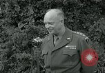 Image of General Dwight Eisenhower Paris France, 1944, second 12 stock footage video 65675038884