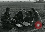 Image of United States paratroopers Holland Netherlands, 1944, second 7 stock footage video 65675038888