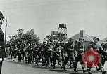 Image of British troops English Channel, 1944, second 6 stock footage video 65675038891