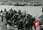 Image of British troops English Channel, 1944, second 12 stock footage video 65675038891
