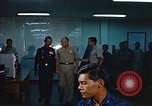 Image of Air Chief Marshal Chandrubsksa Ubon Ratchathani Thailand, 1967, second 4 stock footage video 65675038907