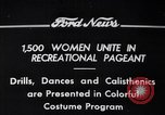 Image of Annual Recreational Pageant Detroit Michigan USA, 1934, second 1 stock footage video 65675038931