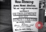 Image of Union Square New York United States USA, 1933, second 1 stock footage video 65675038954
