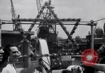 Image of passenger ship Kedmah Marseilles France, 1948, second 6 stock footage video 65675038959