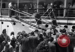 Image of passenger ship Kedmah Marseilles France, 1948, second 11 stock footage video 65675038959
