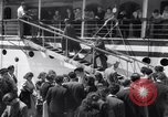 Image of passenger ship Kedmah Marseilles France, 1948, second 12 stock footage video 65675038959