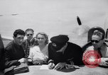 Image of pilot of small plane Israel, 1948, second 3 stock footage video 65675038961