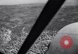 Image of pilot of small plane Israel, 1948, second 8 stock footage video 65675038961