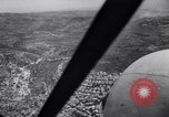 Image of pilot of small plane Israel, 1948, second 10 stock footage video 65675038961