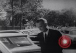 Image of John Kennedy Washington DC USA, 1962, second 9 stock footage video 65675038966