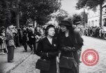 Image of Avenue du General Leclerc Paris France, 1948, second 8 stock footage video 65675038979