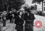 Image of Avenue du General Leclerc Paris France, 1948, second 9 stock footage video 65675038979