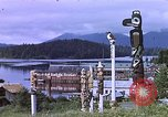 Image of Alaska United States USA, 1960, second 2 stock footage video 65675038984