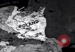 Image of Map Poland, 1937, second 3 stock footage video 65675038990