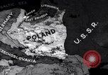 Image of Map Poland, 1937, second 8 stock footage video 65675038990