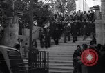 Image of Wedding Party on steps Tel Aviv Palestine, 1945, second 7 stock footage video 65675038995