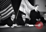 Image of Dr Nahum Goldmann New Jersey United States USA, 1944, second 4 stock footage video 65675039008