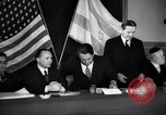 Image of Dr Nahum Goldmann New Jersey United States USA, 1944, second 5 stock footage video 65675039008