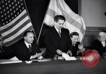 Image of Dr Nahum Goldmann New Jersey United States USA, 1944, second 9 stock footage video 65675039008