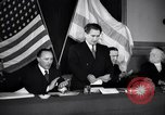 Image of Dr Nahum Goldmann New Jersey United States USA, 1944, second 10 stock footage video 65675039008