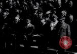 Image of  Dr.Hjalmar Schacht, Nazi Minister of Economics, gives speech Berlin Germany, 1934, second 4 stock footage video 65675039016
