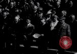 Image of  Dr.Hjalmar Schacht, Nazi Minister of Economics, gives speech Berlin Germany, 1934, second 5 stock footage video 65675039016