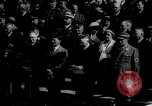 Image of  Dr.Hjalmar Schacht, Nazi Minister of Economics, gives speech Berlin Germany, 1934, second 7 stock footage video 65675039016