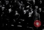 Image of  Dr.Hjalmar Schacht, Nazi Minister of Economics, gives speech Berlin Germany, 1934, second 8 stock footage video 65675039016