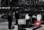 Image of  Dr.Hjalmar Schacht, Nazi Minister of Economics, gives speech Berlin Germany, 1934, second 12 stock footage video 65675039016