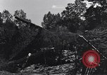 Image of 155 millimeter Long Tom rifles Mortain France, 1944, second 6 stock footage video 65675039025