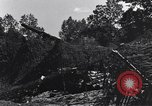 Image of 155 millimeter Long Tom rifles Mortain France, 1944, second 8 stock footage video 65675039025