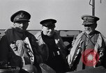 Image of Winston Leonard S Churchill France, 1944, second 11 stock footage video 65675039028