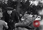 Image of Winston Churchill soon after Normandy invasion France, 1944, second 2 stock footage video 65675039029