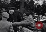 Image of Winston Churchill soon after Normandy invasion France, 1944, second 3 stock footage video 65675039029