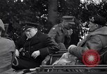 Image of Winston Churchill soon after Normandy invasion France, 1944, second 7 stock footage video 65675039029