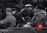 Image of Winston Churchill soon after Normandy invasion France, 1944, second 8 stock footage video 65675039029