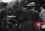Image of Winston Churchill soon after Normandy invasion France, 1944, second 9 stock footage video 65675039029