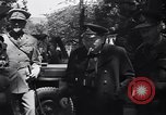 Image of Winston Churchill soon after Normandy invasion France, 1944, second 11 stock footage video 65675039029