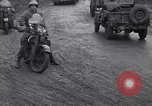 Image of General Eisenhower Germany, 1945, second 6 stock footage video 65675039032